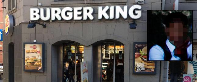 Mann (27) siktet for voldtekten p� Burger King: - Katastrofe hvis det er jeg som har gjort det