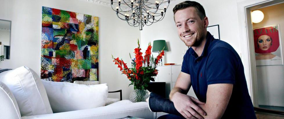 Anders fikk over en halv million over prisantydning. Sjekk boligmarkedet i de fem st�rste byene!