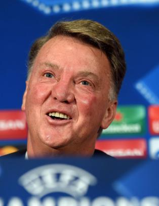 Van Gaal: - Jeg tror vi kan vinne Champions League