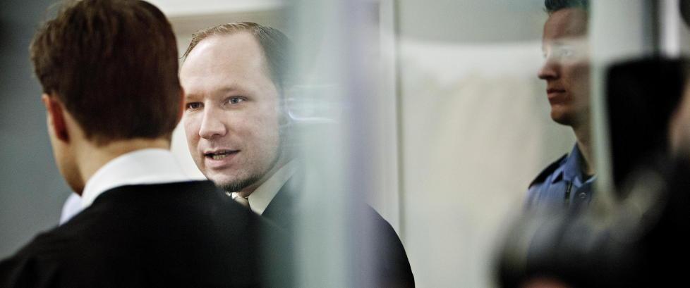 Breivik vil f� lov til � sulte seg i hjel hvis han �nsker det