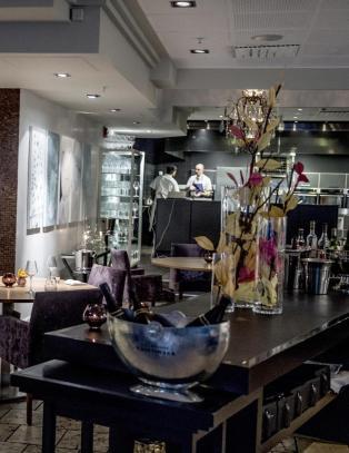 Oro restaurant: Nesten gull