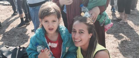 Ble fratatt dagpenger da hun dro for � hjelpe flyktninger