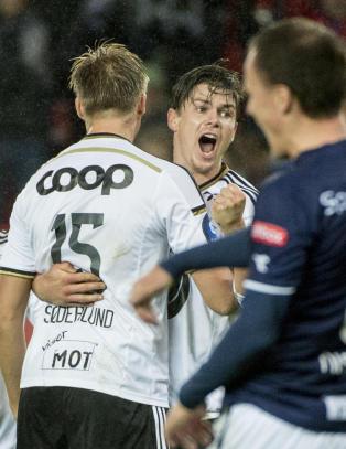- Rosenborg m�ter sesongens st�rste test i Dnipro