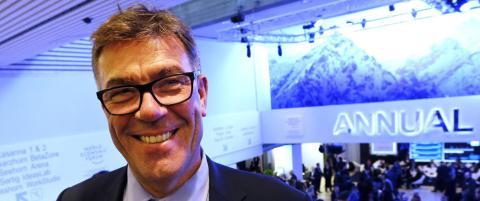 Med Stein Erik Hagens digitale comeback i dagligvarebransjen, banker leverings�konomien for alvor p� d�ra.