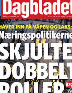 Uredelig av Dagbladet