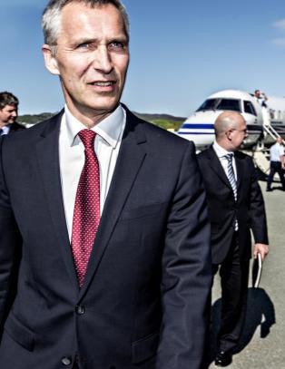 Får godkjent for sitt første år som NATO-sjef