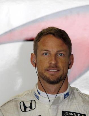 Button fortsetter i McLaren