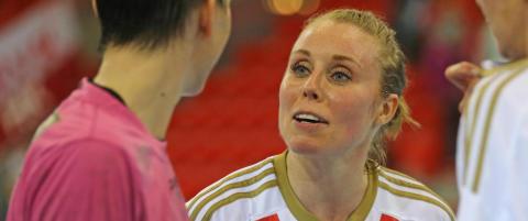 Larvik m�ter Vipers i NM-kvartfinale
