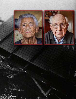 Harry og Signe var medlemmer av motstands�gruppa Osvald. De levde hver dag som om den var den siste
