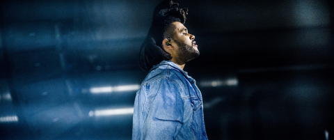 Intimt one-night-stand med The Weeknd