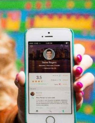 Ny app lar brukere rangere mennesker med �n til fem stjerner
