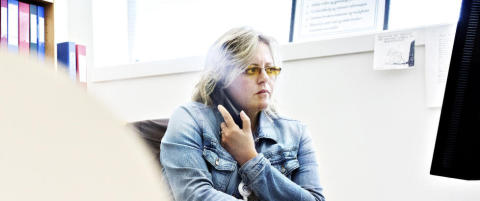 Nav-ansatte er redde p� jobb: - Jeg kan ikke la frykten styre hverdagen