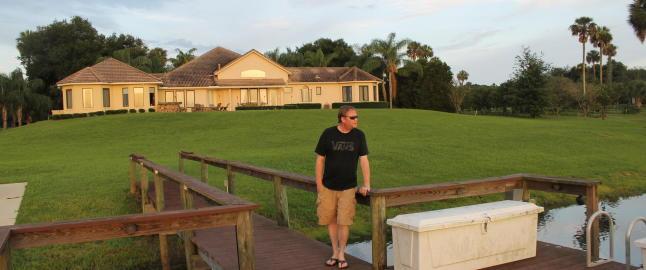 Skilsmissemarerittet er over for norsk forretningsmann i Florida