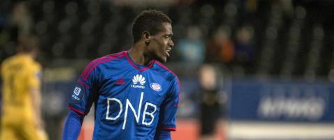 Brown endte sin 118 dager lange m�lt�rke med offside-scoring