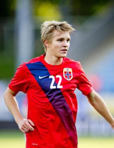 Martin �degaard med assist for Castilla