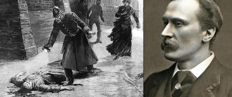 Hevder kjent komponist var Jack the Ripper: - Jeg har funnet j�velen