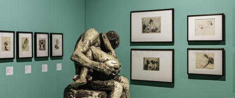 �Vigeland+Munch�: Den mest l�rerike til n� i �+Munch�-serien