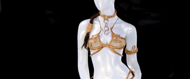 Prinsesse Leias bikini solgt for 800 000 kroner