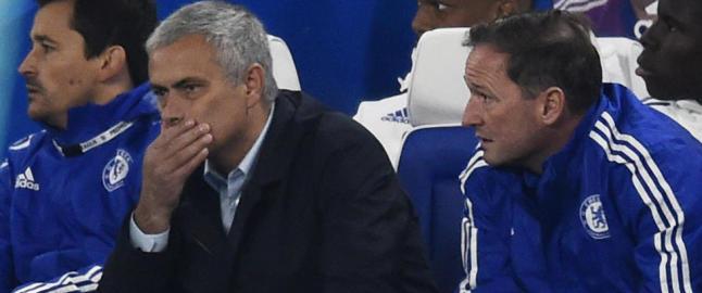 Chelsea stopper spekulasjonene rundt Mourinho
