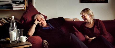 Henning Mankells liv i bilder