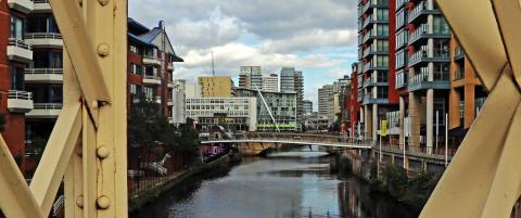 Manchester har f�tt selvtillit og vil sammenliknes med  Barcelona