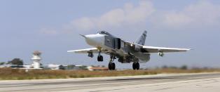 Syrias utenriksminister: - Russiske luftangrep planlagt i m�nedsvis
