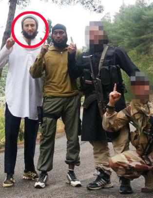 IS-kriger fors�kte � �omvende� medfange i Oslo fengsel