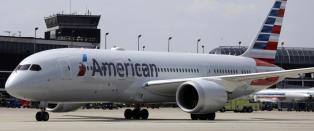 American Airlines-flyet var p� vei fra Phoenix til Boston med 147 passasjerer da kapteinen d�de