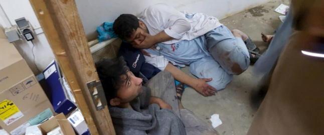 Alexander Buchmann: - Det som skjer i Kunduz er en katastrofe
