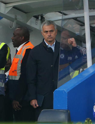 Mourinho siktet av FA