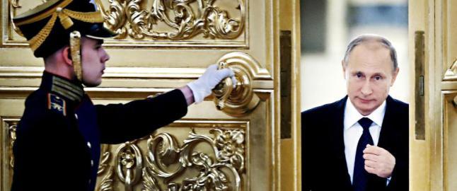 Putins skrekk: Fredspris til kritikere av Kreml