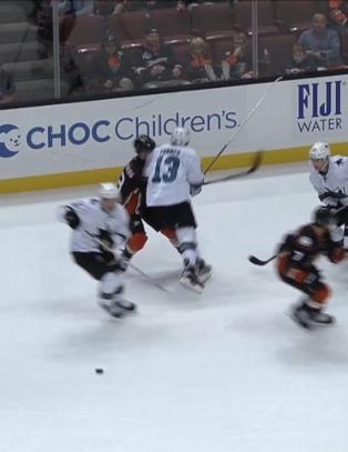 NHL-spiller utestengt i 41 kamper for brutal takling