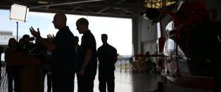 Skip med 33 ombord forsvunnet i Bermudatriangelet