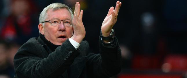 Da Liverpool-spillerne dukket opp i hvite dresser, ble Ferguson trygg p� seier. - Det var latterlig