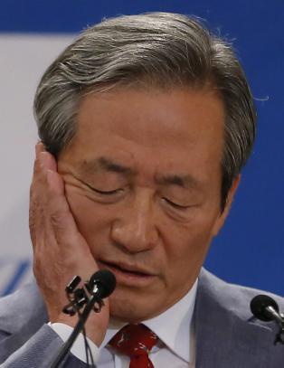 FIFA: Presidentkandidat risikerer utestengelse