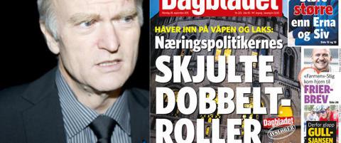 Forbanna Trellevik langer ut mot Pollestad etter krav om t�ffere aksjeregler