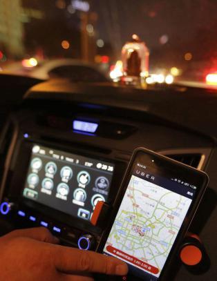 Uber med ny utvidelse