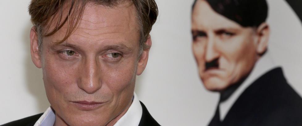 Tyskere tok varmt imot Hitler-skuespiller