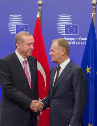 Uunngåelige Erdogan