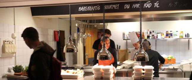 Fjerner moms p� gratis mat: Baner vei for ny type restauranter