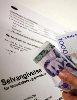 125.000 nordmenn kan miste reisefradrag