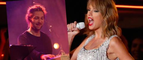 Taylor Swift anbefaler norske Sebastian (21)