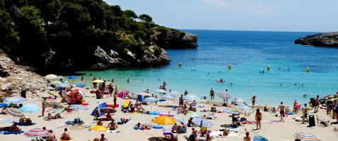 Vurderer � skattelegge turister p� noen av nordmenns mest popul�re ferie�yer