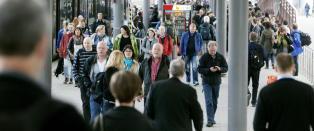 Pendlere om budsjettet: - Alle kan ikke bo i Oslo