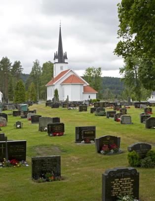 Norge er ikke det beste landet � d� i