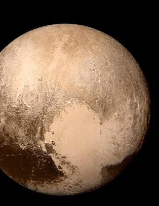 NASA melder at de kommer med Pluto-nyheter