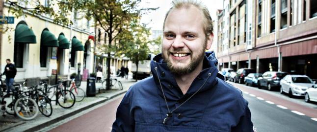 - Jeg opplevde en sl�ende likhet mellom min egen 30-�rskrise og den islandske finanskrisa