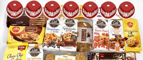 Kjeks: Proppfulle av sukker, fett og kalorier