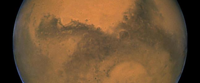 - N�rmere � sende en astronaut til Mars enn noen gang tidligere