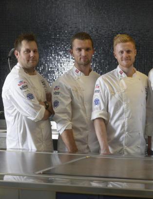 Disse seks kjemper om � bli Norges beste kokk